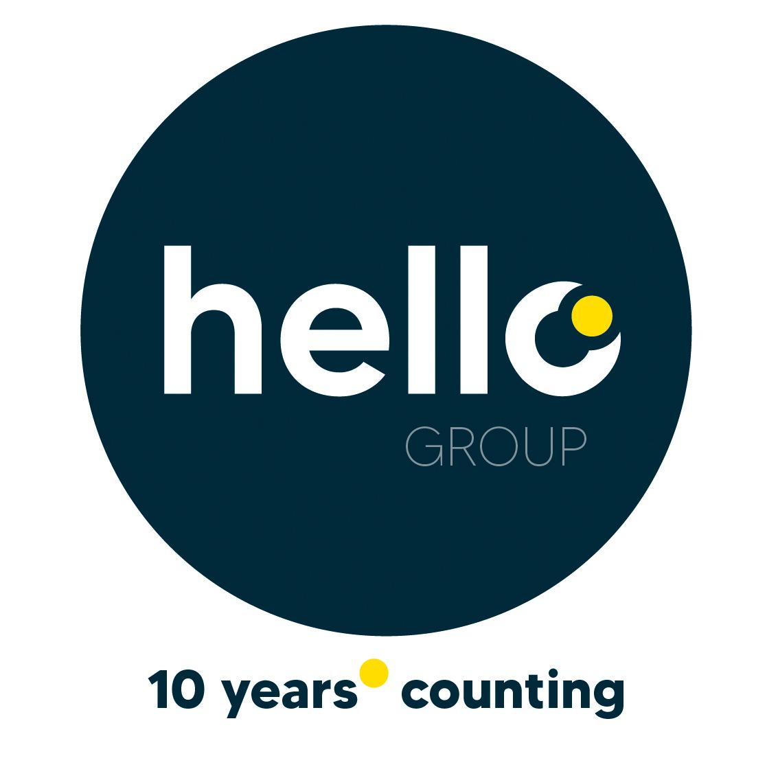 HELLO Group la 10 ani