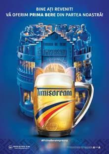"""""""Prima bere e din partea noastră!"""" – Ultima noapte de restricții, prima zi de revenire în locațiile Ursus Breweries"""